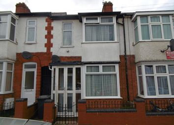 Thumbnail 3 bed terraced house for sale in Dore Road, Leicester, Leicestershire