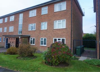 Thumbnail 1 bed flat for sale in Springhill Close, Walsall