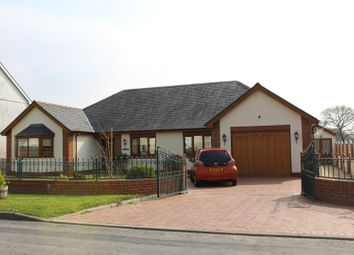 Thumbnail 3 bed detached bungalow for sale in Gelly Road, Llandybie, Ammanford
