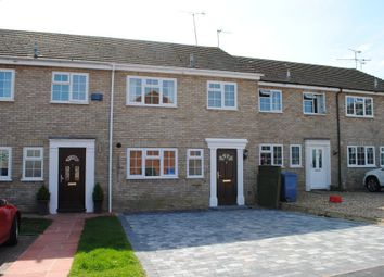 Thumbnail 3 bed terraced house to rent in Valmeade Close, Hook