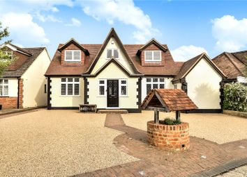 Thumbnail 4 bed detached house for sale in Keswick Gardens, Ruislip, Middlesex