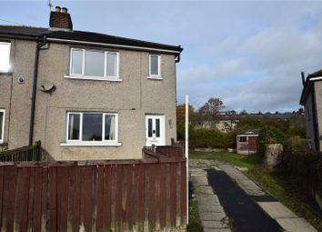 Thumbnail 3 bed semi-detached house for sale in Braithwaite Drive, Braithwaite, Keighley, West Yorkshire