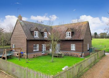 Thumbnail 4 bed barn conversion to rent in Box Tree Lane, Postcombe, Thame