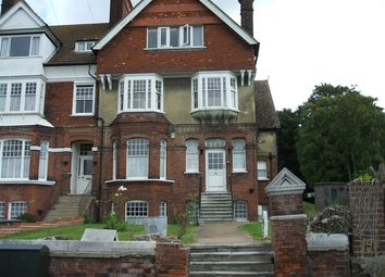 Thumbnail 1 bed flat to rent in Salisbury Road, Dover