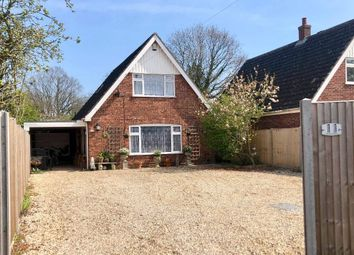 Thumbnail 2 bed detached house for sale in Bickley Close, Attleborough, Norfolk
