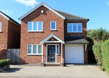 Thumbnail 5 bed detached house for sale in Old Nazeing Road, Broxbourne