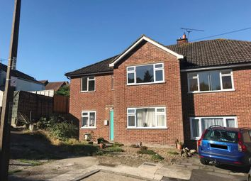 Thumbnail 2 bed flat for sale in 44 Mansel Drive, Borstal, Rochester, Kent