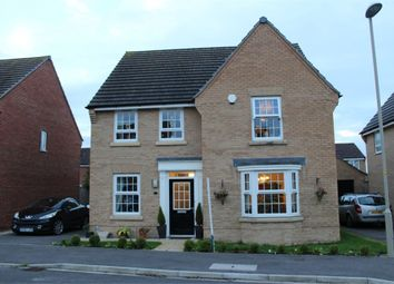 Thumbnail 4 bed detached house for sale in Woodlands Park, Pickering, North Yorkshire
