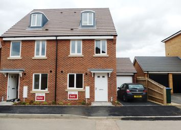 Thumbnail 3 bed semi-detached house for sale in Middlesex Road, Stoke, Coventry
