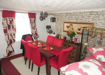 Thumbnail 2 bed terraced house to rent in King Street, Brynmawr