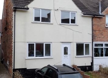 Thumbnail 1 bed flat to rent in Third Avenue Rainworth, Nottingham