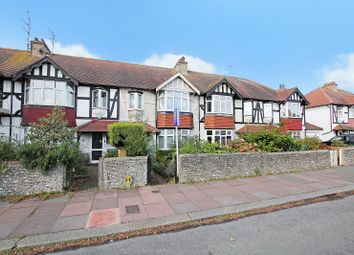 Thumbnail 3 bedroom terraced house for sale in South Farm Road, Broadwater, Worthing