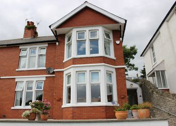 Thumbnail 4 bed property for sale in Romilly Park Road, Barry