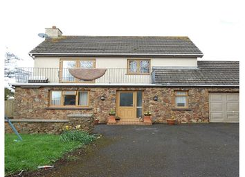 Thumbnail 3 bed detached house for sale in Carmarthen Road, Kilgetty, Kilgetty, Pembrokeshire