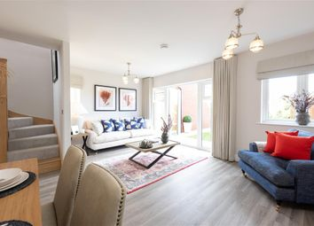 Thumbnail 3 bed semi-detached house for sale in Old Hamsey Lakes, South Chailey, Lewes