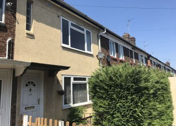 Thumbnail 3 bed end terrace house to rent in Willesden Avenue, Peterborough, Cambridgeshire.