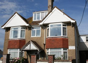 Thumbnail 1 bed flat for sale in Seaville Drive, Pevensey Bay