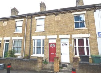 Thumbnail 3 bed terraced house for sale in Clarence Road, Millfield, Peterborough, Cambridgeshire