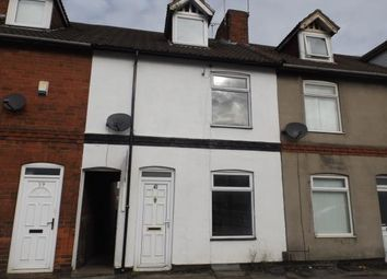 Thumbnail 2 bed terraced house for sale in Priestsic Road, Sutton In Ashfield, Nottinghamshire, Notts