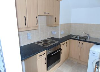 Thumbnail 1 bed flat to rent in Market Place, Bolsover, Chesterfield