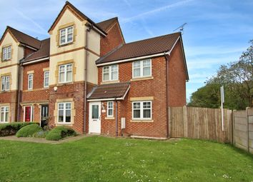 Thumbnail 3 bed town house for sale in Yarn Close, St Helens