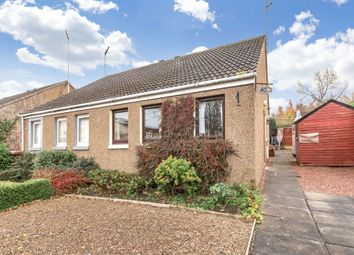 Thumbnail 2 bed semi-detached bungalow for sale in 40 Chalybeate, Haddington