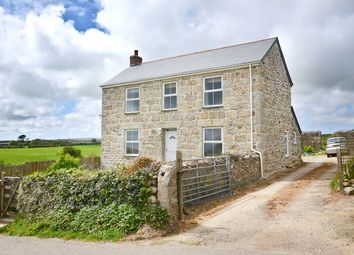 Thumbnail 4 bed detached house for sale in Lelant Downs, Hayle
