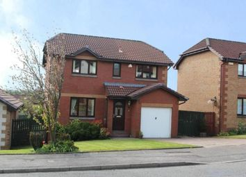 Thumbnail 4 bedroom detached house for sale in Hayston Road, Cumbernauld, Glasgow, North Lanarkshire