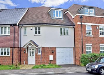 Thumbnail 3 bed terraced house for sale in High Street, Halling, Rochester, Kent