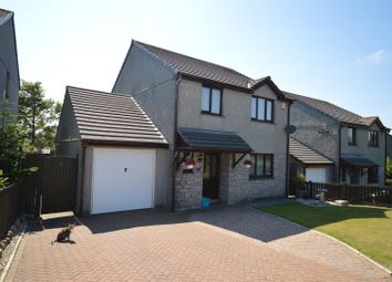 Thumbnail 4 bed property for sale in Beauchamp Meadow, Redruth