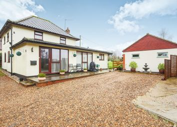 4 bed detached house for sale in Long Lane, Strumpshaw, Norwich NR13