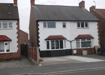 Thumbnail 2 bed semi-detached house to rent in College Street, Long Eaton, Nottingham