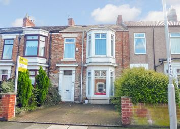 Thumbnail 5 bed terraced house to rent in Marine Terrace, Blyth