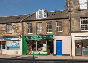 Thumbnail 1 bedroom flat for sale in 7A, High Street, Dalkeith