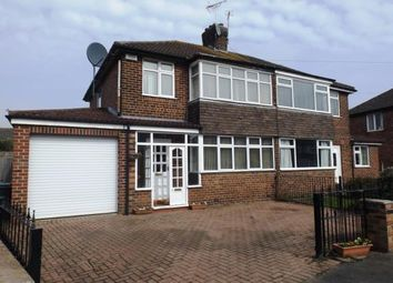 Thumbnail 3 bed semi-detached house for sale in Alwyn Gardens, Upton, Chester, Cheshire