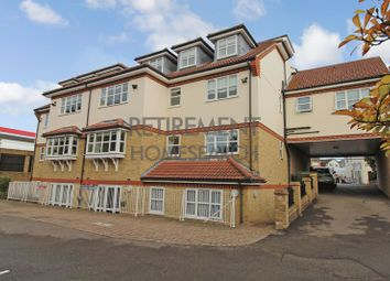 Thumbnail 2 bed flat for sale in Clyst Court, Leigh-On-Sea