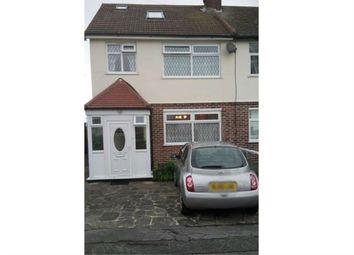 Thumbnail 4 bedroom semi-detached house for sale in Sylvan Avenue, Romford, Essex