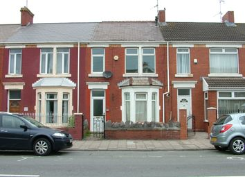 Thumbnail 1 bed flat to rent in Victoria Road, Aberavon