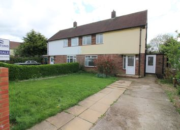 Thumbnail 1 bed semi-detached house for sale in Santingfield North, Luton