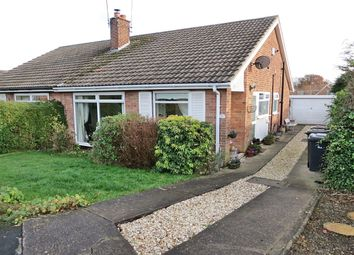 Thumbnail 2 bedroom bungalow for sale in Linton Close, Leeds