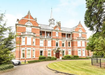 Thumbnail 3 bed flat for sale in Grove Close, Epsom
