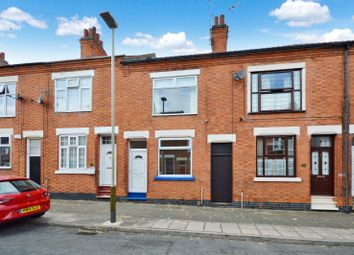 Thumbnail 2 bedroom terraced house for sale in Leeson Street, Aylestone, Leicester