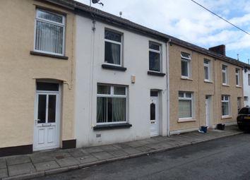 Thumbnail 3 bed terraced house for sale in Bryntaf, Aberfan Merthyr Tydfil