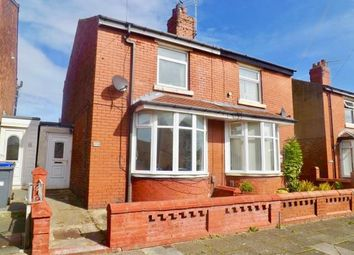 Thumbnail 2 bed semi-detached house for sale in Brierley Avenue, Layton, Blackpool, Lancashire