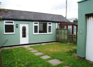 Thumbnail 2 bed terraced bungalow for sale in Castle Drive, Praa Sands, Penzance