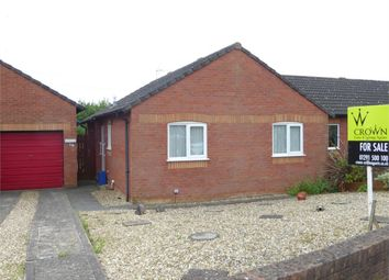 Thumbnail 2 bed semi-detached bungalow for sale in Sunnycroft, Portskewett, Caldicot