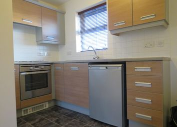 Thumbnail 1 bed flat to rent in Newbury Close, Corby