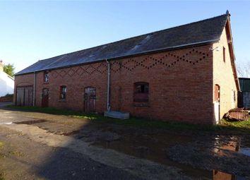 Thumbnail Barn conversion for sale in Moreton View, Gyfelia, Wrexham
