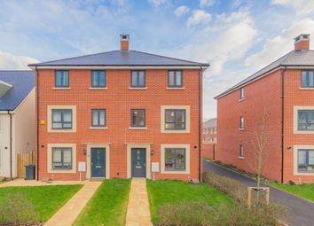 Thumbnail 4 bed end terrace house for sale in The Village, Emerson Way, Emersons Green, Bristol