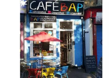 Thumbnail Restaurant/cafe for sale in Oxford, Oxfordshire